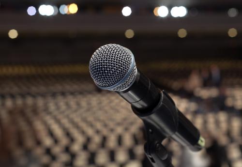 איך להתכונן לאודשן ושירה מול קהל?